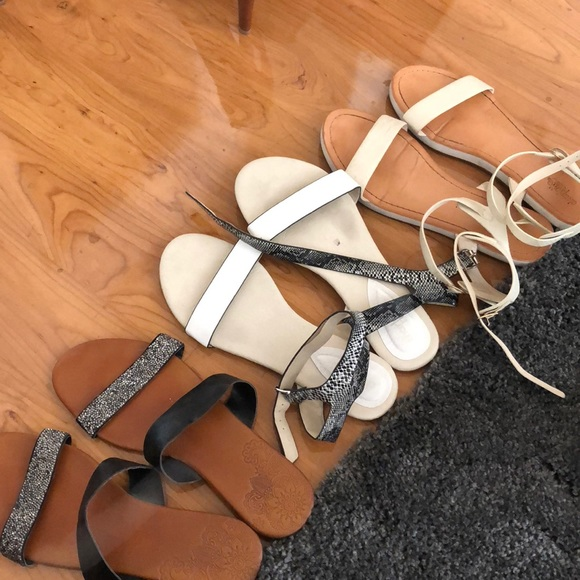 9b77f98490 Charlotte Russe Shoes - 3 for $20❣ Charlotte Russe Sandals Lot of 3